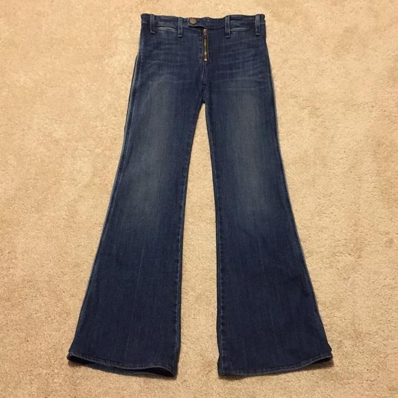 McGuire Denim Denim - McGuire Voyage Bell Bottom Trouser!!